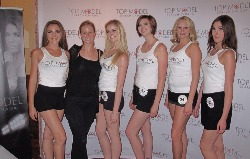 Top Model Search Canada Makeup