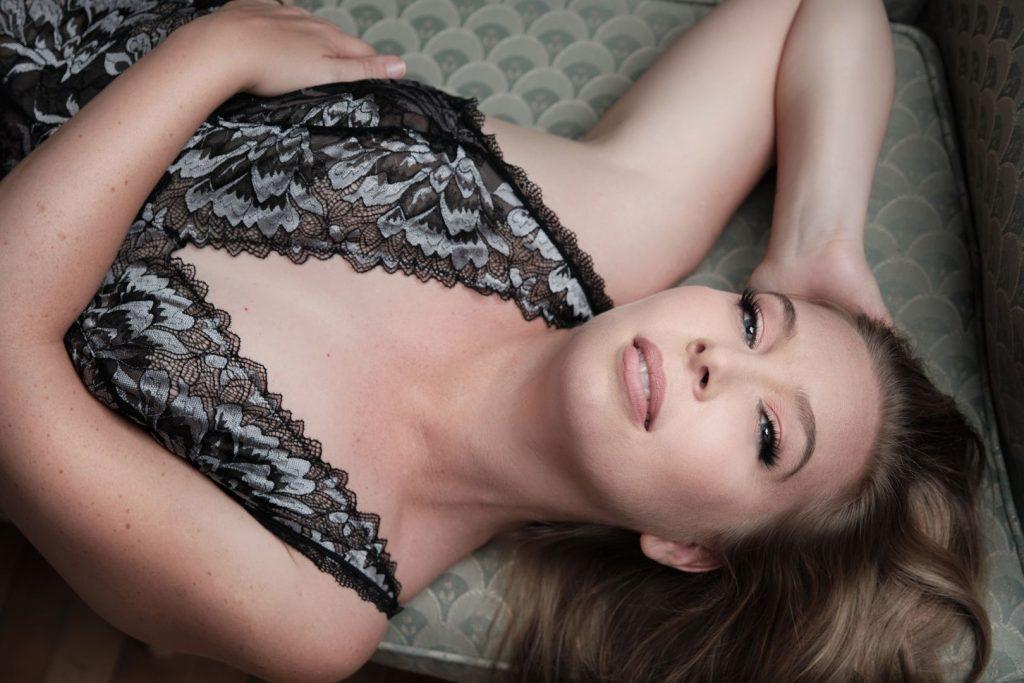 boudoir makeup inspiration