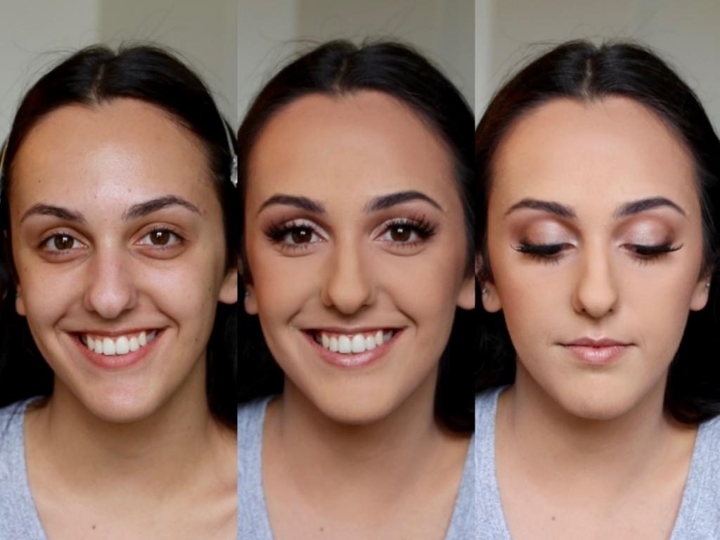Mobile makeup artist markham