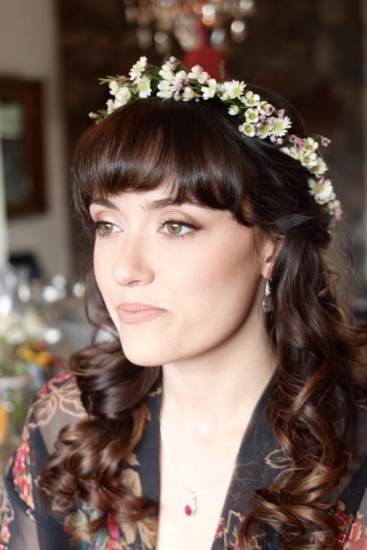 2019 Natural Wedding Makeup Look