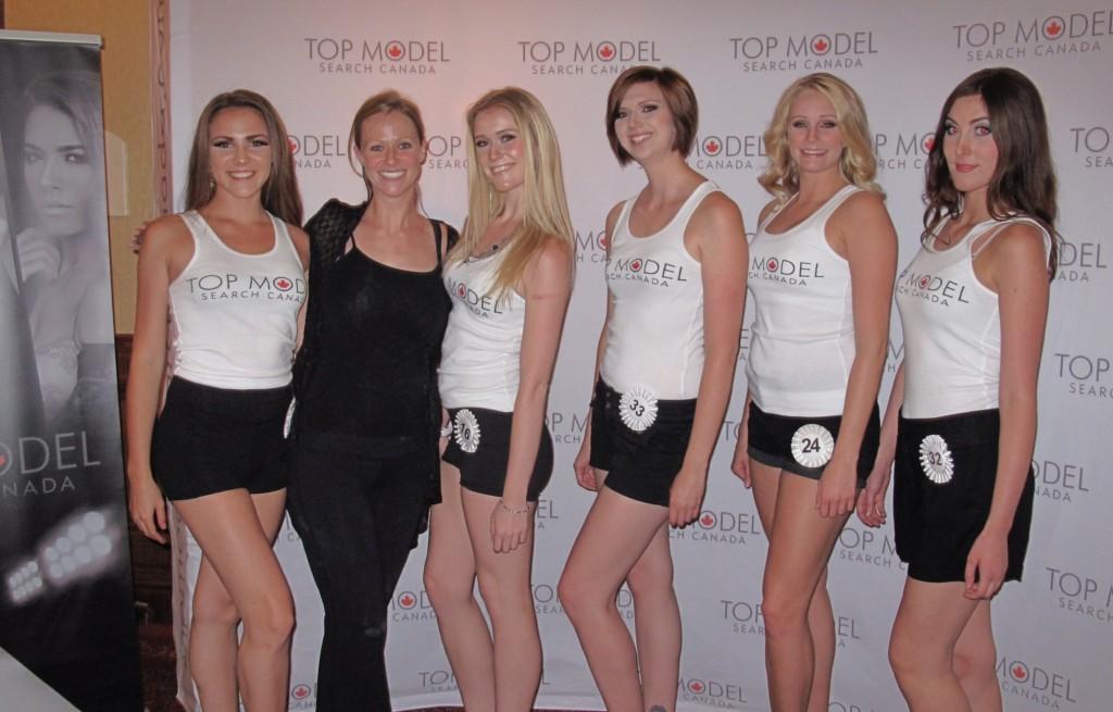 Top Model Search Canada Makeup