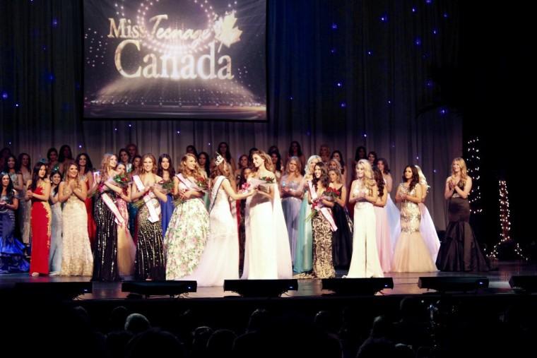 MISS TEENAGE CANADA 2016