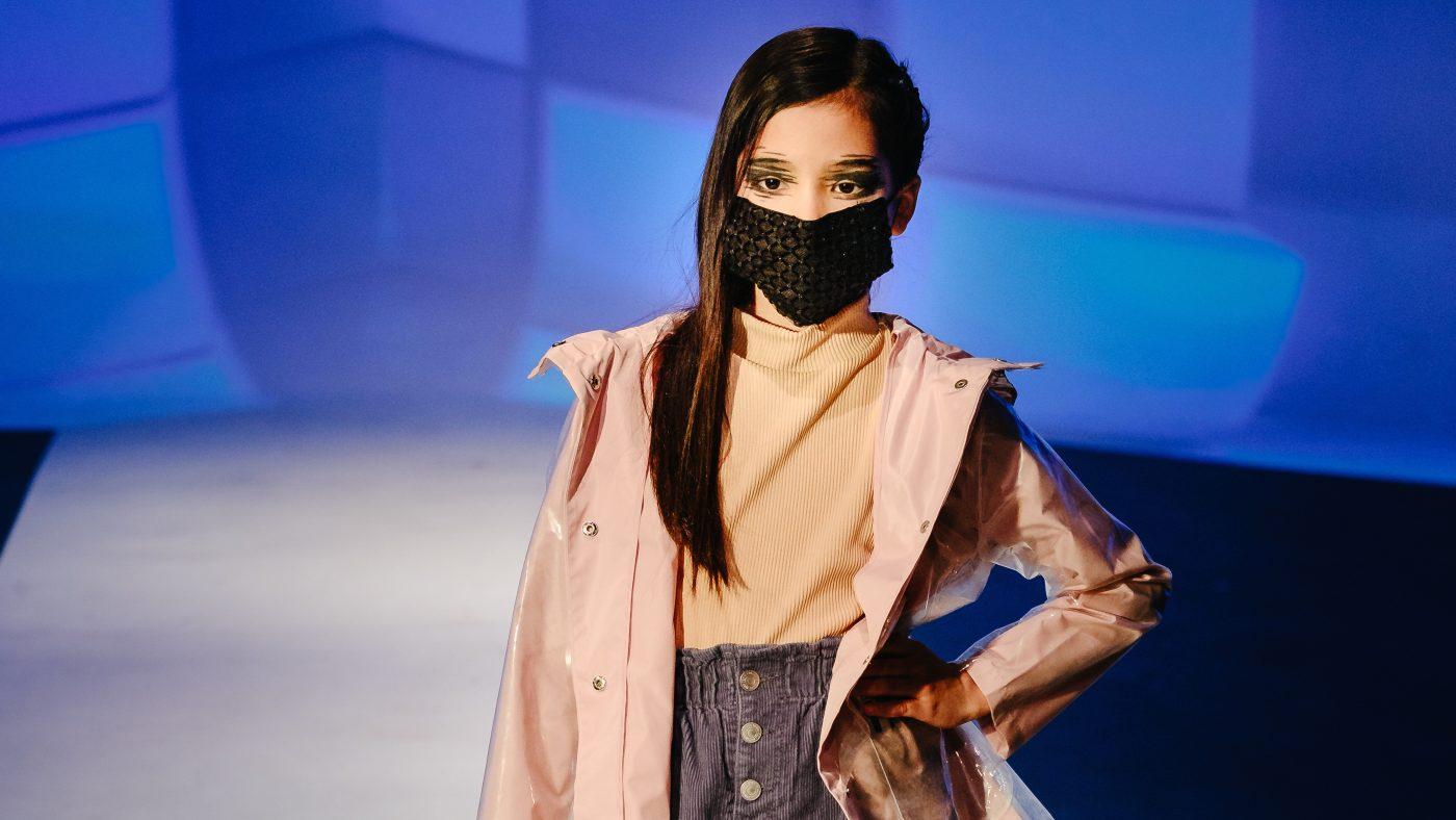 Zara Fashion Show Makeup