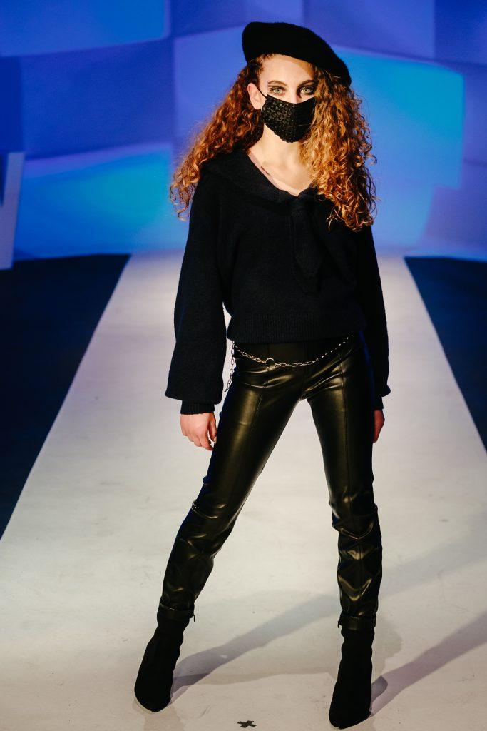 Zara Fashion Show Makeup Artist